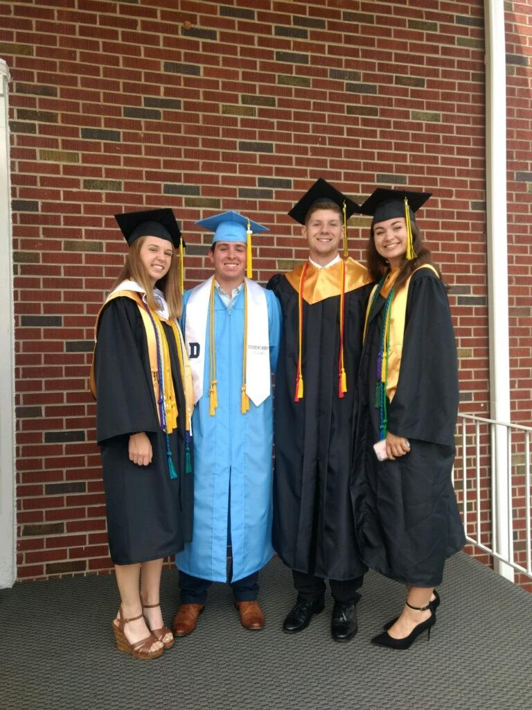 Congrats to Our Graduates!